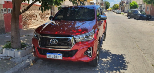 Toyota Hilux 2.8 Cd Srx 177cv 4x2 2019