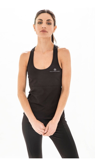 Remera Paula Cahen Danvers ¡oferta! Musculosa Active Amor