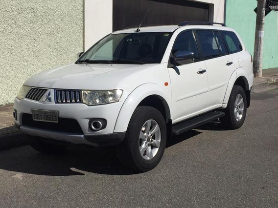 Pajero Dakar Diesel Branco Estado De O Km