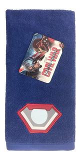 Capitan America Tohalla De Mano Original Disney Store Envios