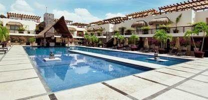 Condominio De Lujo Con Alberca Privada En Playa Mamita