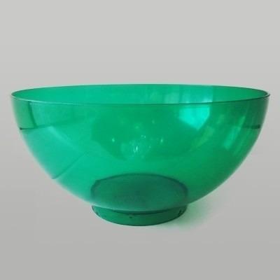 Súper Bowl Acrilico Verde 34 Cm, Degaplast - Bazar Colucci