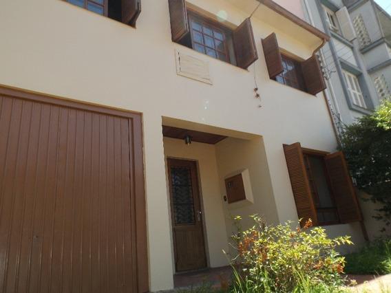 Casa Em Menino Deus Com 3 Dormitórios - Lu265240