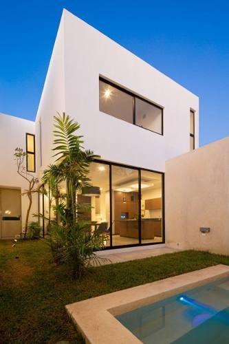 Marenta - Casas En Venta En Mérida Con Piscina Y Roof Garden En Privada