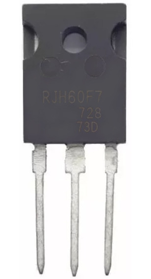 Transistor Modelo Rjh60f7 Bdpq Igbt N 600v 90a Rjh60f7bdpq