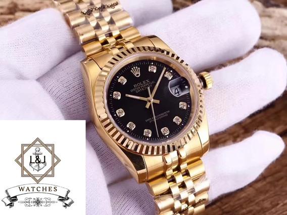 Rolex Datejust Unissex Relógio
