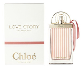 Chloe Love Story Sensuelle Edp 75ml- Original