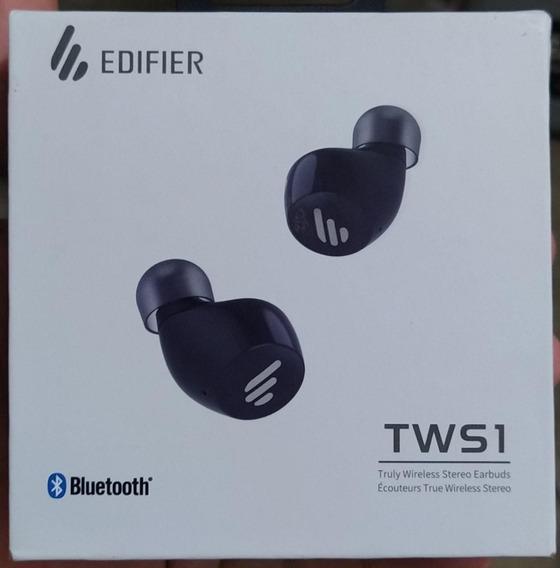 Fone Tws Bluetooth Aptx Edifier Tws1