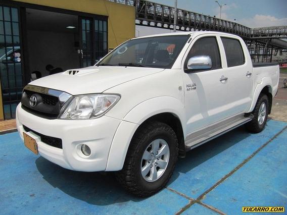 Toyota Hilux 3000cc 4x4 Mt Aa