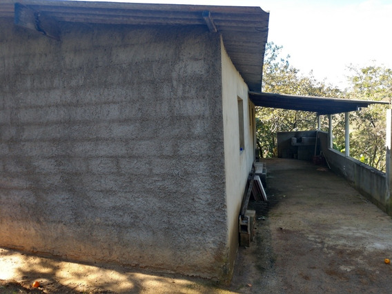 Chácara Em Ibiúna 1.600 Mts Casa, Pomar, A/c Carro E Parcelo
