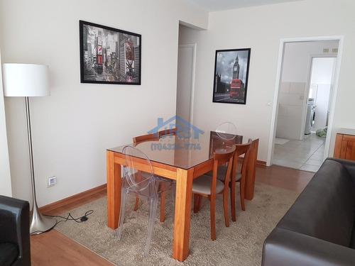 Apartamento Com 2 Dormitórios À Venda, 90 M² Por R$ 790.000,00 - Alphaville Conde Ii - Barueri/sp - Ap4576
