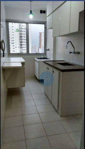 Apartamento 2 Dormitórios E Vaga Em Pinheiros - Ap0178