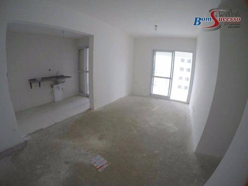 Apartamento Com 2 Dormitórios À Venda, 74 M² Por R$ 630.000,00 - Tatuapé - São Paulo/sp - Ap1778