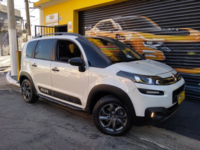 Citroën Aircross Feel 1.6 Flex Aut. 2017 Branco C/ 24.000km!