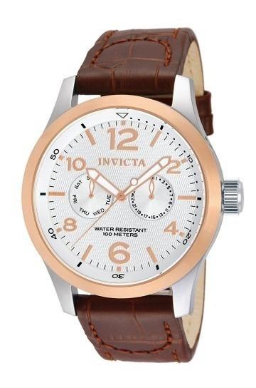 Relógio Masculino Invicta 13010 I-force Marrom - Mostruario