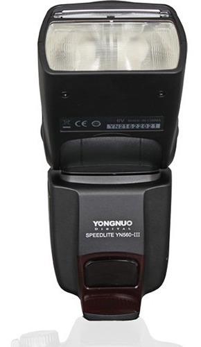 Flash Yongnuo Speedlite Yn 560 Iii Para Canon