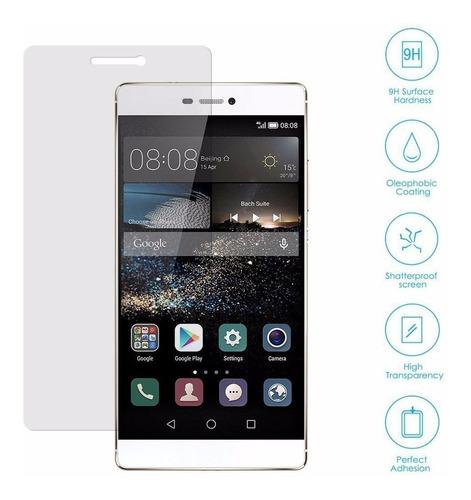 Mica De Vidrio Templado Para Celular Huawei P8, P9, Samsung