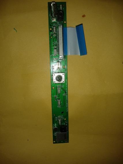 Placa Teclado Dvd Positron Sp6320bt