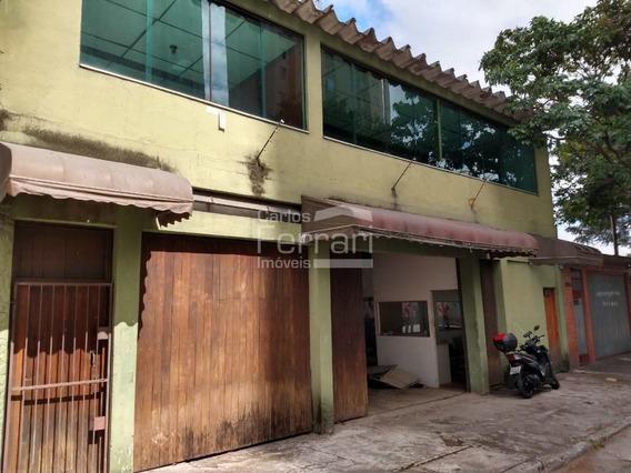 Galpão Para Locação Vl. Nova Cachoeirinha - Cf29575