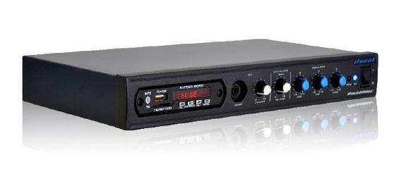 Mixer Amplificador Usb/fm/sd - Om 2000 Ec