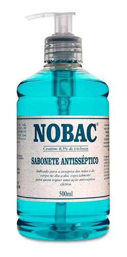 Nobac - Sabonete Antisséptico 500 Ml Cpap/bipap/vpap