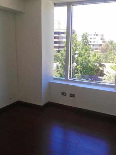 Imagen 1 de 11 de Oficina Habilitada A Pasos Metro Los Leones / Moderno Edif