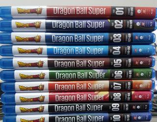 Dragon Ball Super Completa Latino Blu Ray Version Americana