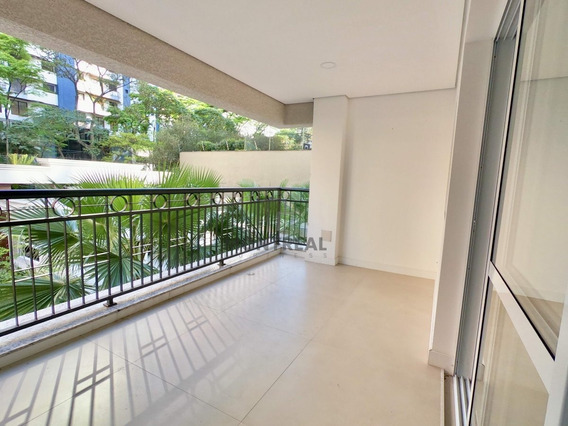 Apartamento A Venda No Bairro Morumbi Em São Paulo - Sp. - Roe88-1-1