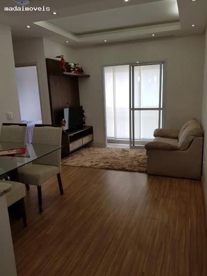 Apartamento Para Venda Em Mogi Das Cruzes, Cézar De Souza, 2 Dormitórios, 1 Suíte, 2 Banheiros, 1 Vaga - 2495_2-1008817