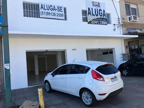 Imagem 1 de 25 de Loja Para Alugar, 358 M² Por R$ 9.000/mês - Cavalhada - Porto Alegre/rs - Lo0062
