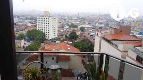 Apartamento À Venda, 75 M² Por R$ 330.000,00 - Vila Galvão - Guarulhos/sp - Ap2274
