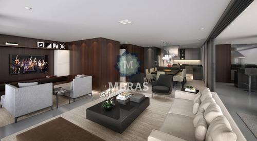 Penthouse De Luxo, Contemporânea, Na Vila Nova Conceição!!! - Mb3385