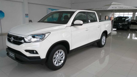 Ssangyong Rexton Sport 2.2 Turbo Diesel Version Active Meca