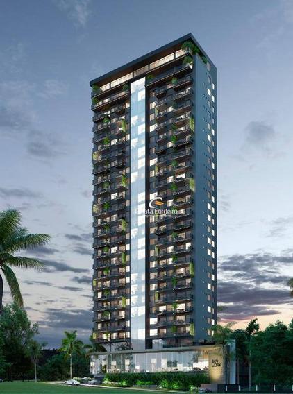 Apartamento Com 1 Dormitório À Venda, 45 M² Por R$ 266.962 - Miramar - João Pessoa/pb - Ap2619