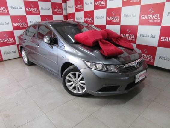Honda Civic Lxs 1.8 16v Flex, Ovp7970