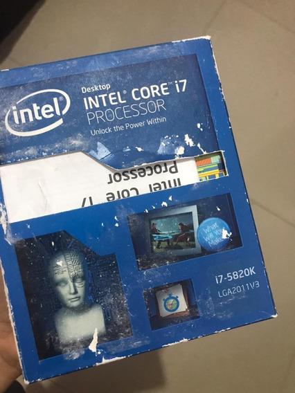 Processador I7 5820k X99 V3 Lga 2011