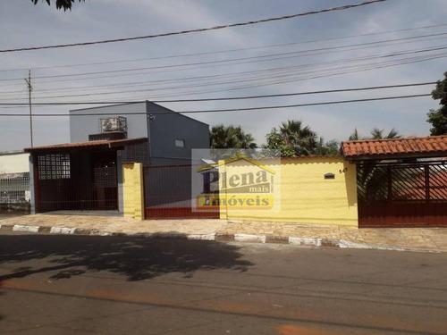 Chácara Com 3 Dormitórios À Venda, 3972 M² - Jardim Nova Veneza - Sumaré/sp - Ch0134