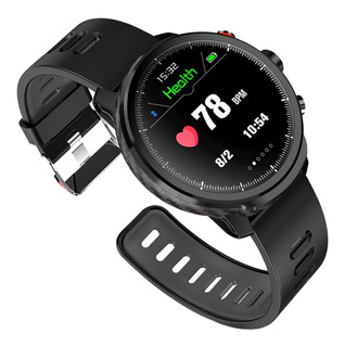 Smartwatch Reloj Inteligente Sumergible Multisport Heart Rat