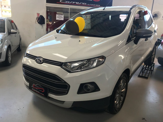 Ford Ecosport 1.6 16v Freestyle Flex 5p