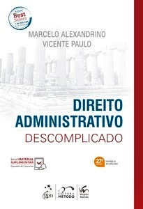 Direito Administrativo Descomplicado - Método