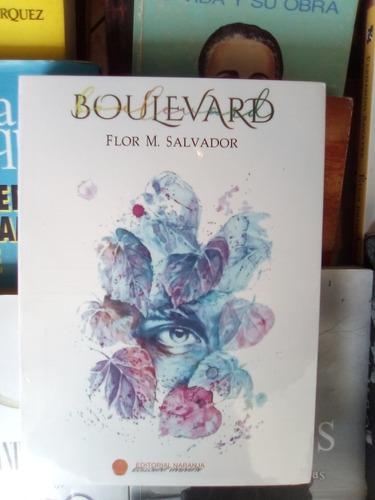 Imagen 1 de 2 de Libro Boulevard Por Flor M. Salvador