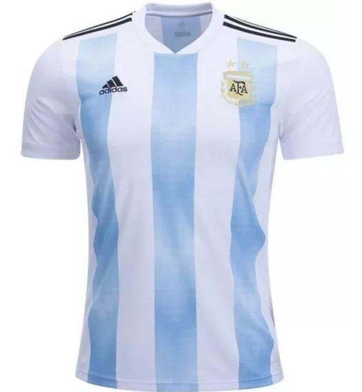 Camiseta Selección Argentina Titular 2018 2019