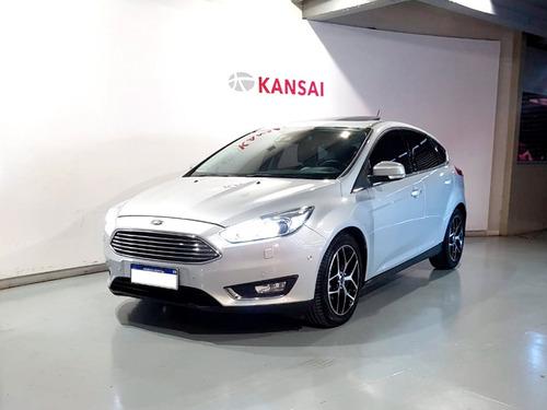 Ford Focus 2.0 Titanium Powershift 5p 2018 24000km