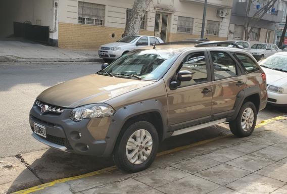 Fiat Palio Weekend Adventure Locker Xtr