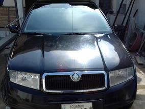 Skoda Fabia Hatchback Comfort 1.4 (2003)