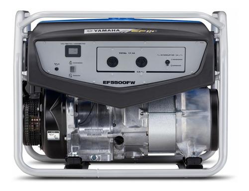 Generador Yamaha Ef5500fw Dolar Oficial