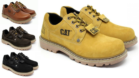 Sapato Caterpillar - Pull Up
