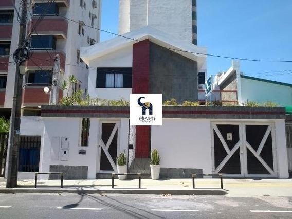 Casa Comercial Para Locação Pituba, Salvador ( Clinica Odontologica) 5 Dormitórios Sendo 4 Suítes, 5 Salas, 8 Banheiros, 4 Vagas 800,00 M² Construída, - Cs00479 - 34443958