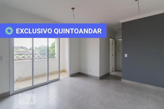 Apartamento No 1º Andar Com 2 Dormitórios - Id: 892965653 - 265653