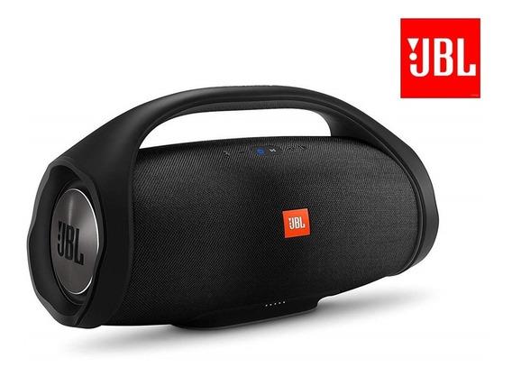 Caixa De Som Jbl Boombox Original 60w Bluetooth Black